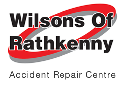 Wilsons Accident Repair based in Ballymena, Northern Ireland